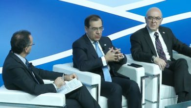 مشاركة وزير البترول بمؤتمر حوار المتوسط