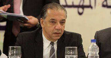 شريف الجبلي رئيس لجنة التعاون الافريقي باتحاد الصناعات