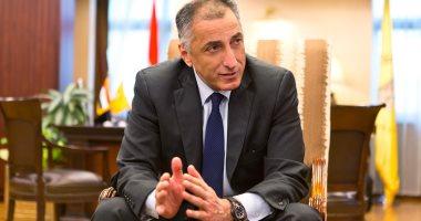 محافظ البنك المركزى طارق عامر