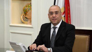 وزير الإسكان: تنفيذ 60 دوراً بالبرج الأيقونى بمنطقة الأعمال المركزية بالعاصمة الإدارية الجديدة