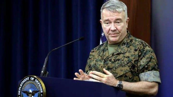 قائد القيادة المركزية الأمريكية: مصر لها اليد العليا على داعش في سيناء